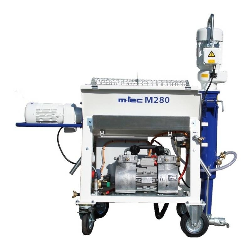Штукатурная станция m-tec M280