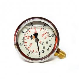 Манометр давления раствора 0-60 Bar