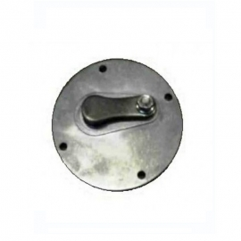 Пластина с клапаном в головке компр.К2