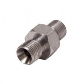 Соединение ( 1/4*3/8) для шлангов высокого давления ASPRO